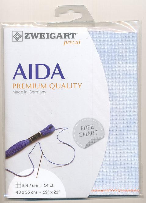 Zweigart 3706/5139 Precut Vintage Aida