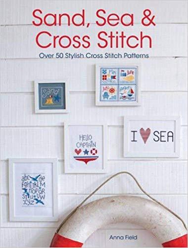 Sand, Sea and Cross Stitch