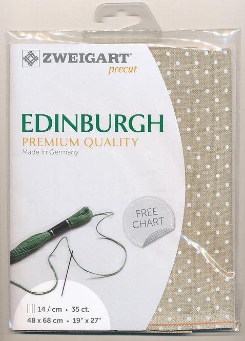 Zweigart 3217/5379 Precut Edinburgh Petit Point