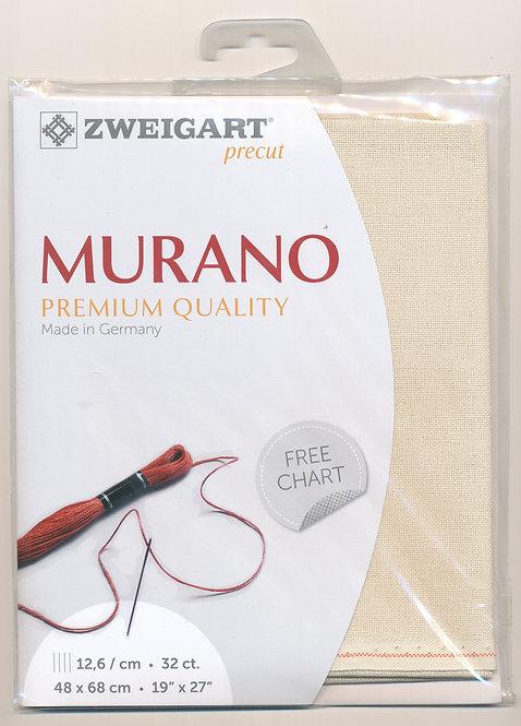 Zweigart 3984/264 Precut Murano Lugana