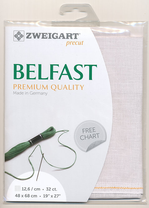 Zweigart 3609/2055 Precut Belfast