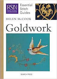 RSN Essential Stitch Guides Goldwork