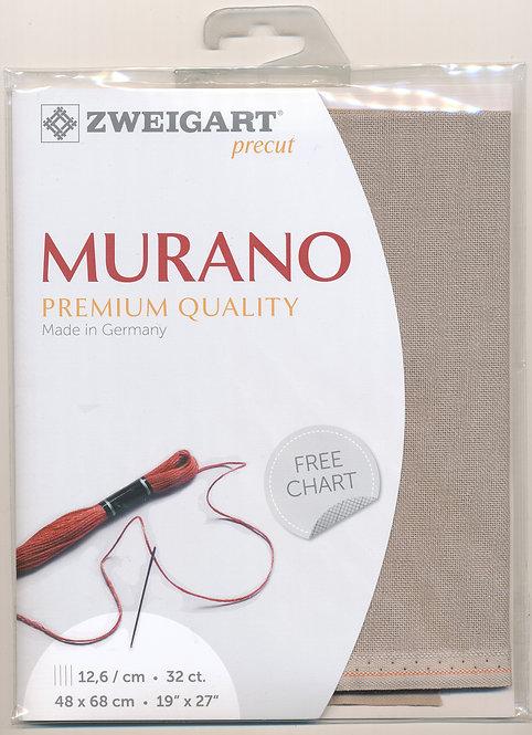 Zweigart 3984/3021 Precut Murano Lugana