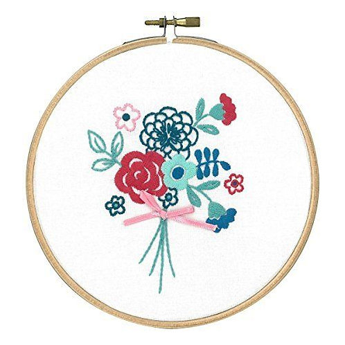 "Vervaco PN-0156035 Embroidery kit ""Modern Flowers"""