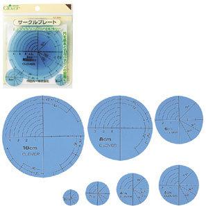 CLOVER CL/57-894 Circular Template