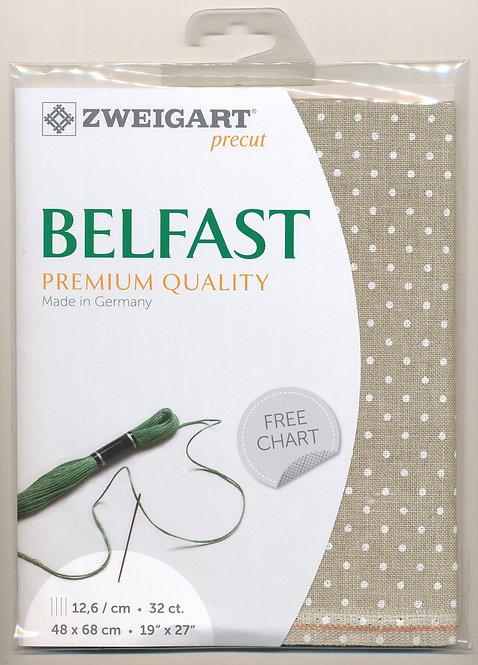 Zweigart 3609/5379 Precut Belfast Petit Point