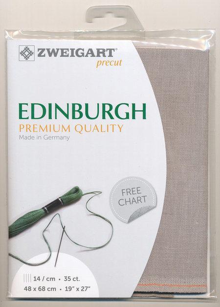 Zweigart 3217/3021 Precut Edinburgh
