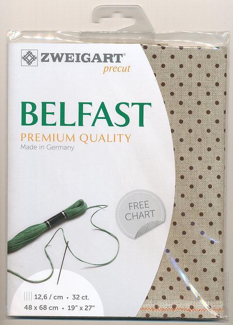 Zweigart 3609/5392 Precut Belfast Petit Point