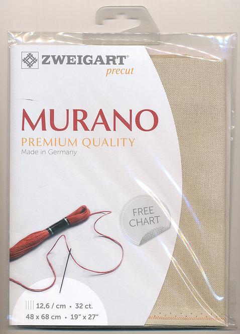 Zweigart 3984/770 Precut Murano Lugana
