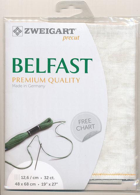 Zweigart 3609/1079 Precut Vintage Belfast
