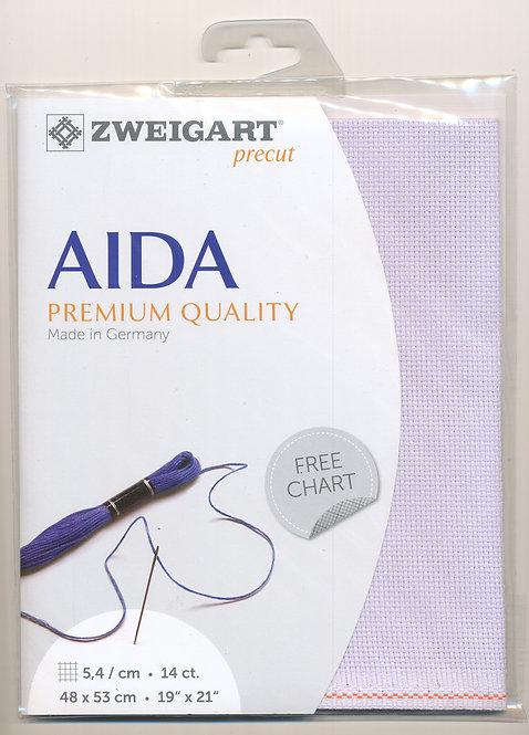 Zweigart 3706/5050 Precut Stern-Aida