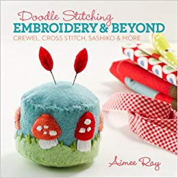 Doodle Stitching Embroidery and Beyond