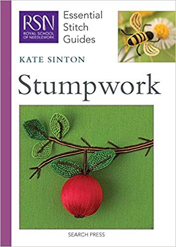 RSN Essential Stitch Guides Stumpwork