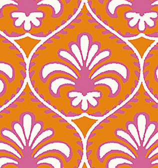 "Gutermann G648183-362 1 Metre Pieces ""French Cottage"" Collection"