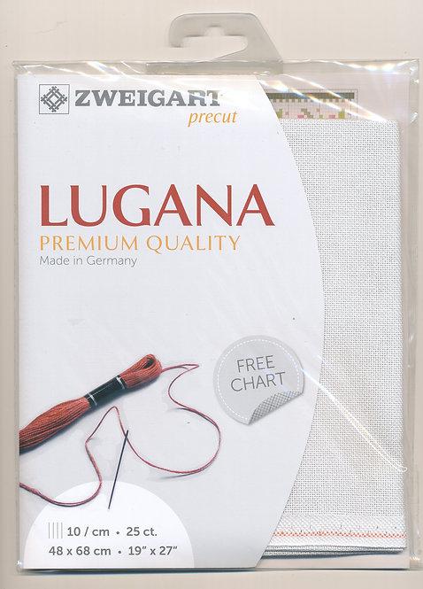 Zweigart 3835/7011 Precut Lugana