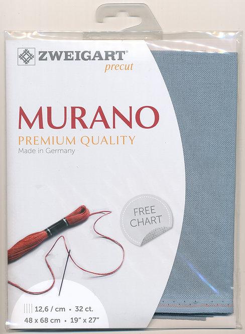 Zweigart 3984/5106 Precut Murano Lugana