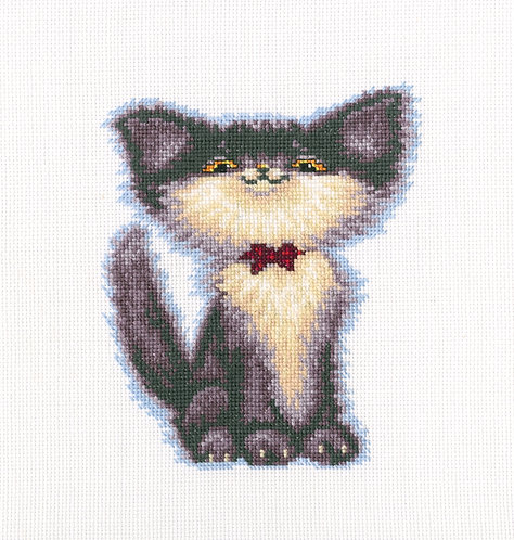 "RTO C198 Cross-stitch kit ""Dresser"""