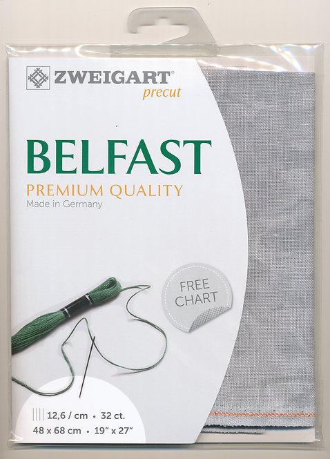 Zweigart 3609/7729 Precut Vintage Belfast