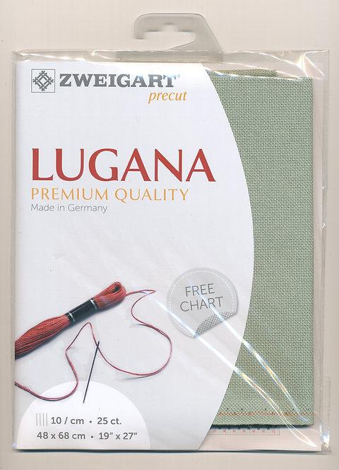 Zweigart 3835/618 Precut Lugana