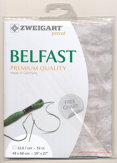 Zweigart 3609/2329 Precut Vintage Belfast