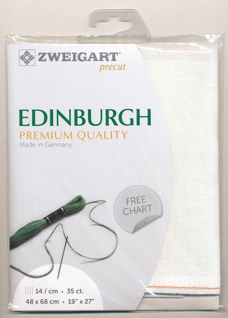 Zweigart 3217/101 Precut Edinburgh