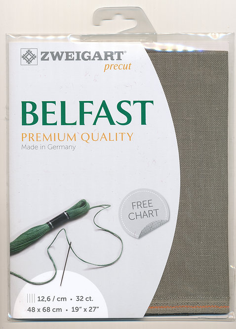 Zweigart 3609/7025 Precut Belfast