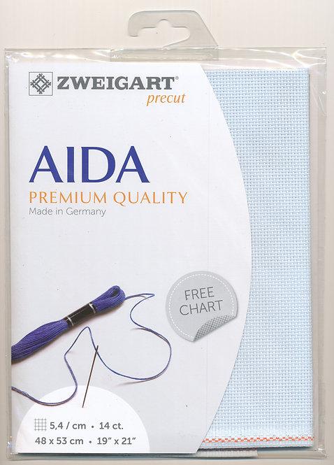 Zweigart 3706/550 Precut Stern-Aida