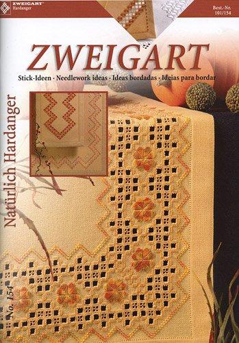 Zweigart Naturlich Hardanger No.154