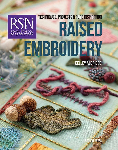 RSN Raised Embroidery