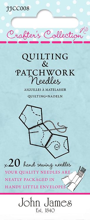 John James Needles JJCC008 Quilting & Patchwork 3/7