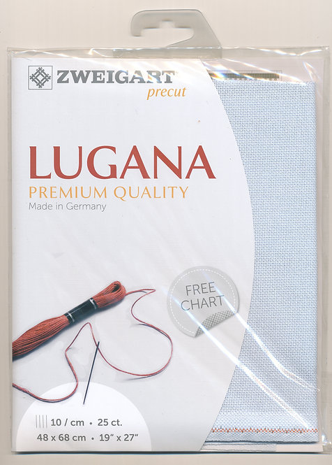 Zweigart 3835/513 Precut Lugana
