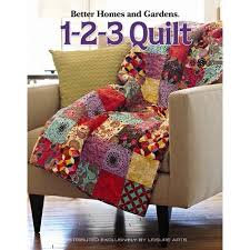 Better Homes and Gardens 1-2-3 Quilt