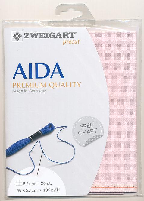Zweigart 3326/4064 Precut Aida extra fine