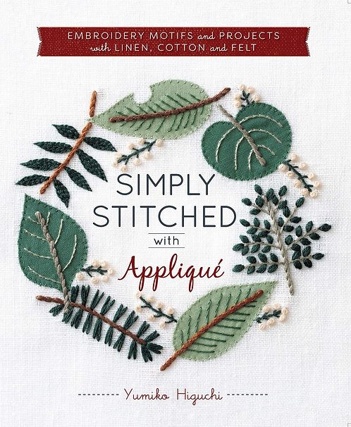 Simply Stitched with Appliqu?