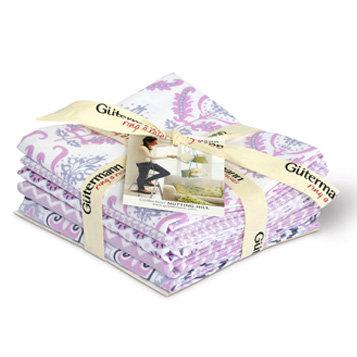 Gutermann G646032-1 'Notting Hill' Fat Quarter Bundles