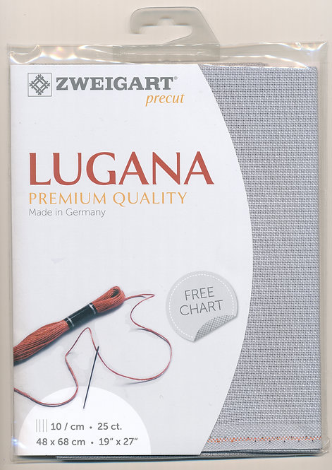 Zweigart 3835/713 Precut Lugana