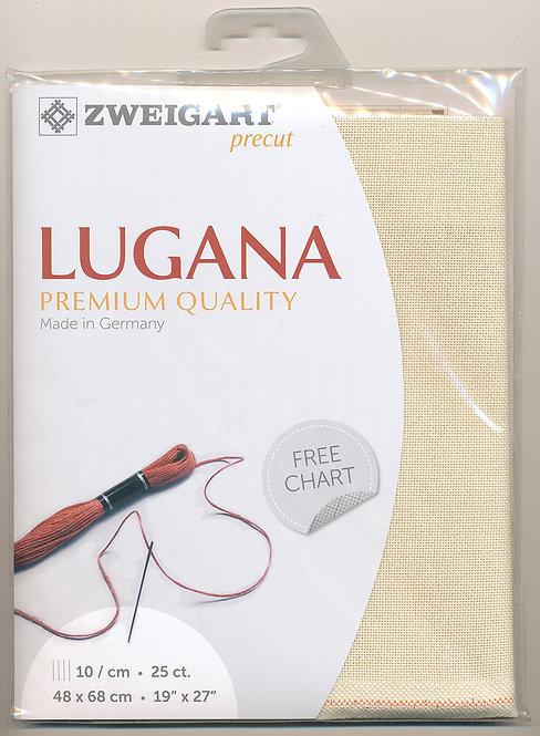 Zweigart 3835/252 Precut Lugana