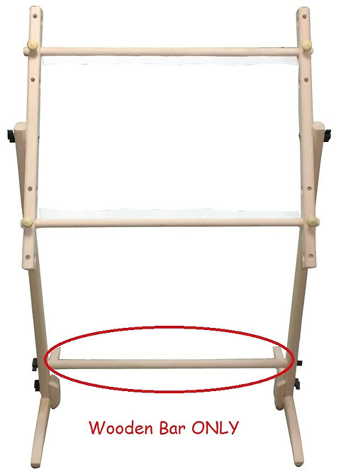 Nurge Tapestry Embroidery Stand( Horizontal  Wooden Bar ONLY)