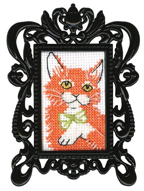 "RTO FA030 Cross-stitch kit ""Red cat"""