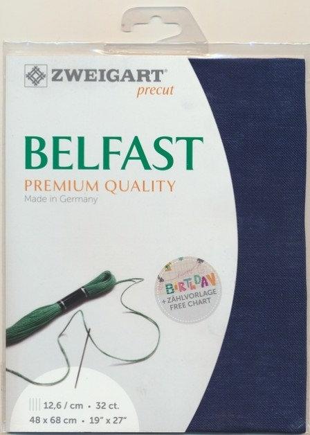 Zweigart 3609/589 Precut Belfast