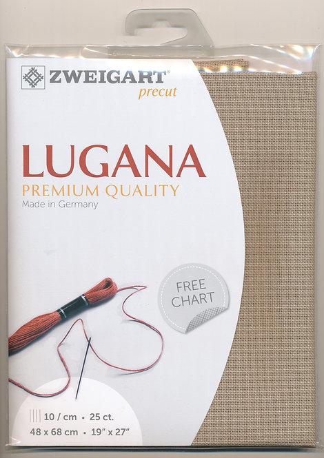 Zweigart 3835/779 Precut Lugana
