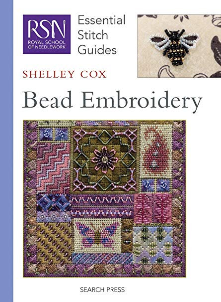 RSN Essential Stitch Guides Bead Embroidery