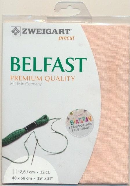 Zweigart 3609/4093 Precut Belfast
