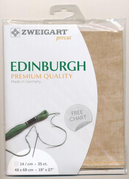 Zweigart 3217/3009 Precut Vintage Edinburgh