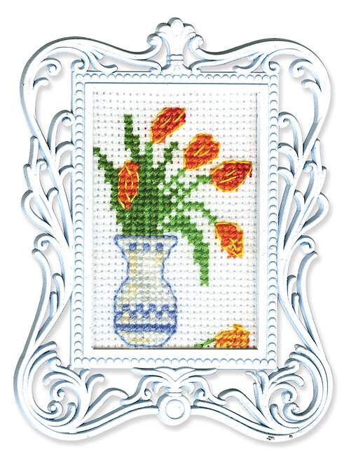 "RTO FA011 Cross-stitch kit ""Tulips"""
