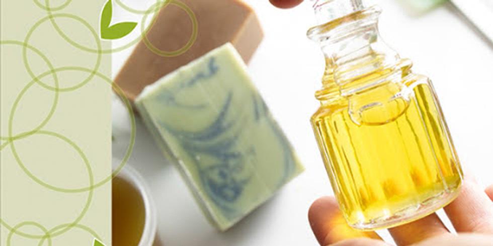 Les bases de la cosmétique naturelle & initiation SAF