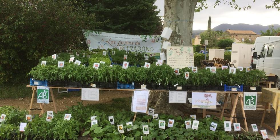 Foire aux plantes de Beauvallon et de Guilherand Grange