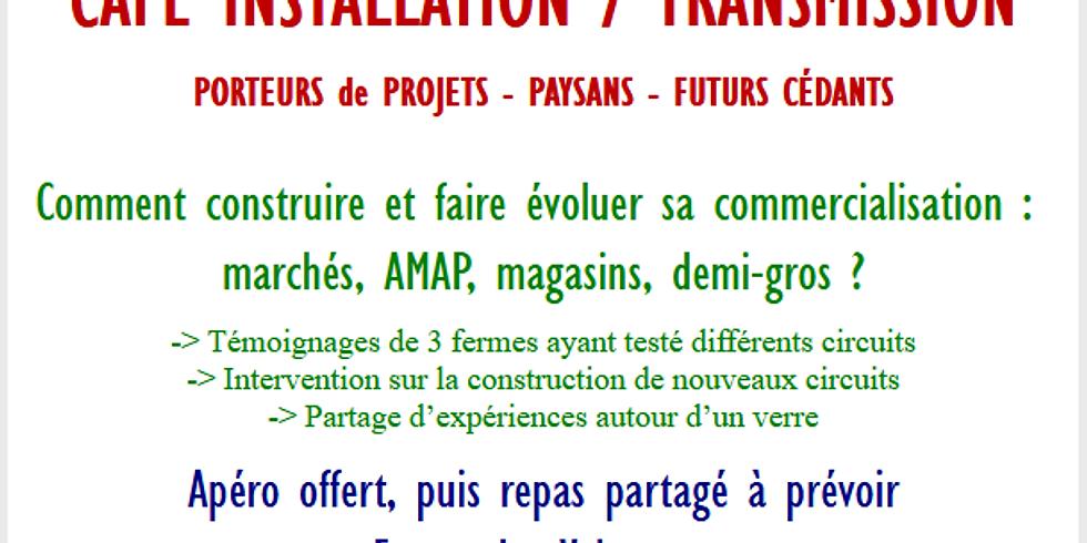 Café Installation-Transmission