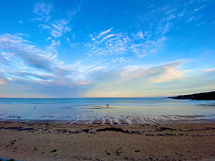 St Andrews East Sands, By Yufei