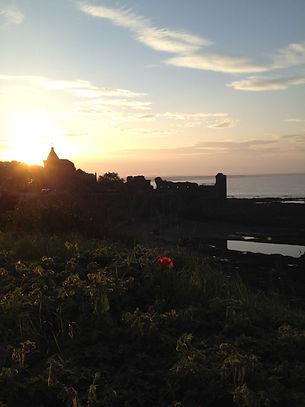 St Andrews Castle, St Andrews Castle Sands, By Yufei